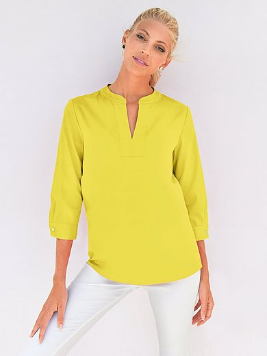 Peter Hahn - Pull-on style blouse in 100% cotton