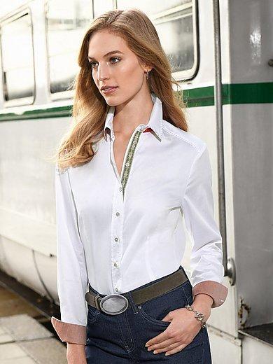 Schneiders Salzburg - Blouse with a shirt collar