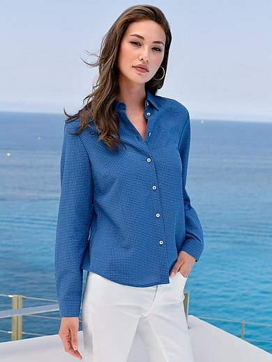 mayfair by Peter Hahn - Blouse met lange mouwen