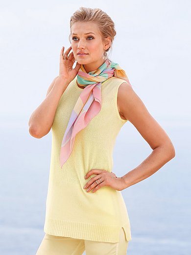 include - Knitted top in Pure cashmere in premium quality
