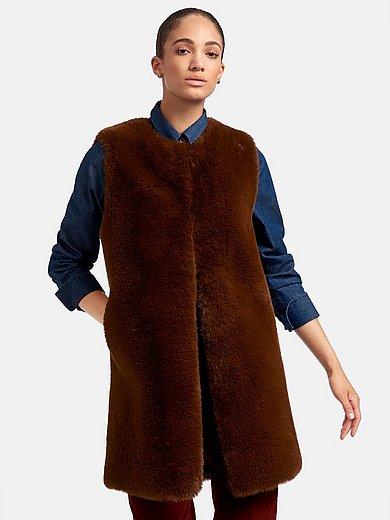 portray berlin - Tweezijdig te dragen mouwloos vest