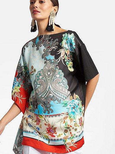 Laura Biagiotti Roma - Blusen-Shirt in asymmetrischem Style