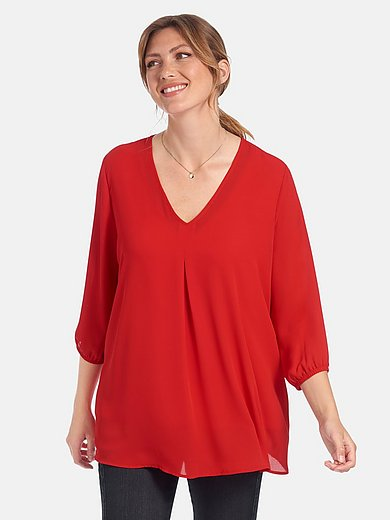 Via Appia Due - Bluse mit 3/4-Arm
