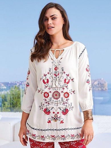 Emilia Lay - Tunic top  with raglan sleeves