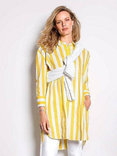 DAY.LIKE - Lange blouse van 100% katoen met 3/4-mouwen