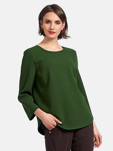 Windsor - Bluse i 100% ren ny uld