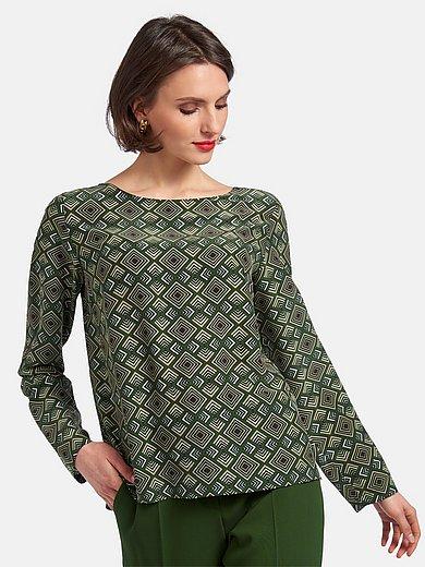 Windsor - Bluse med lange ærmer