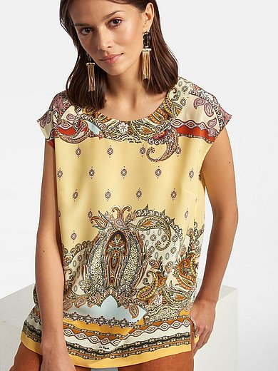 Laura Biagiotti Roma - Top with drop shoulder