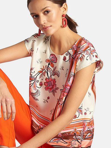 Laura Biagiotti Roma - Tunic top in 100% silk