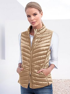 Betty Barclay - quilted-gilet