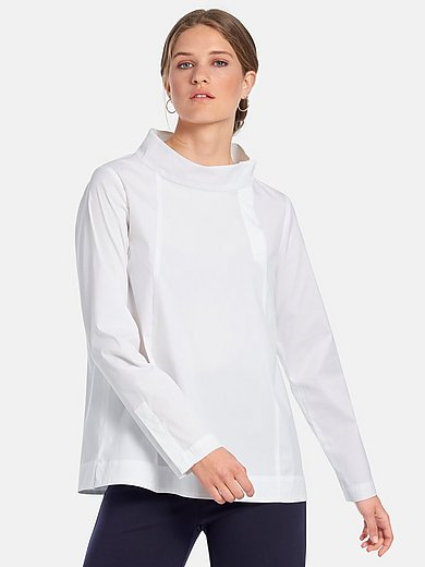 1863 by Eterna - Blouse with long sleeves