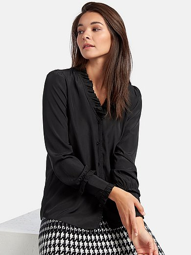 Steffen Schraut - Blouse with long sleeves