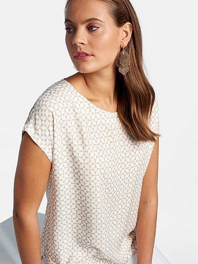 Basler - La blouse à épaules tombantes