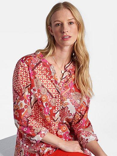 Basler - La blouse 100% coton à enfiler