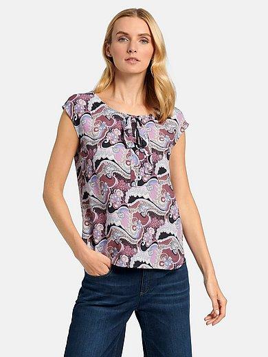 Uta Raasch - Bluse mit überschnittener Schulter