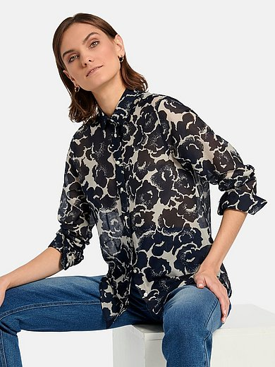 GANT - Blouse with long sleeves