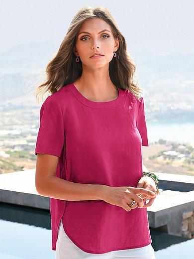 Peter Hahn - Pull-on blouse in 100% linen