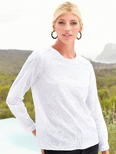 Peter Hahn - La blouse 100% coton