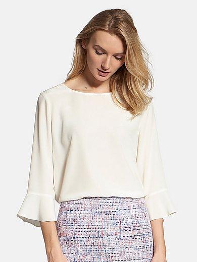 Basler - La blouse 100% soie manche 3/4