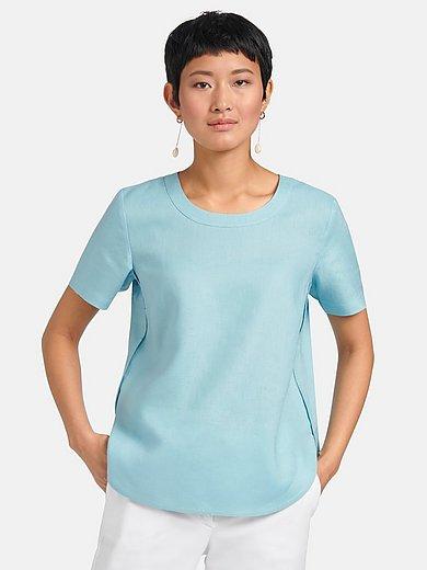 Peter Hahn - Blusen-Shirt zum Schlupfen aus 100% Leinen