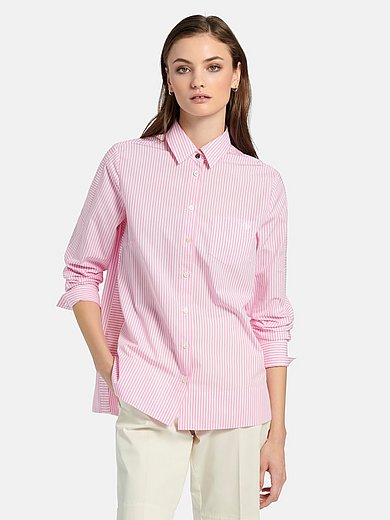 Bogner - Blouse with long sleeves in 100% cotton
