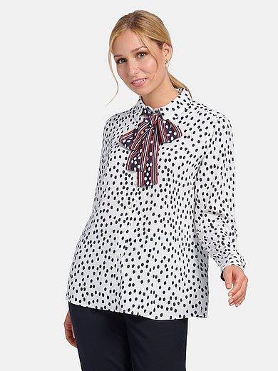 Basler - Bluse mit Schluppe