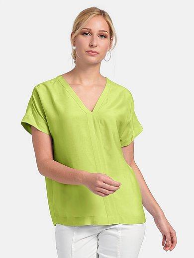 Basler - Bluse mit überschnittenen Schultern