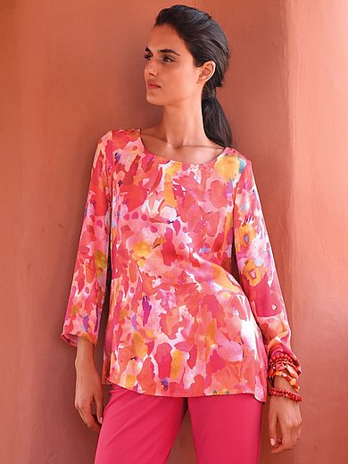 St. Emile - La blouse manches 3/4