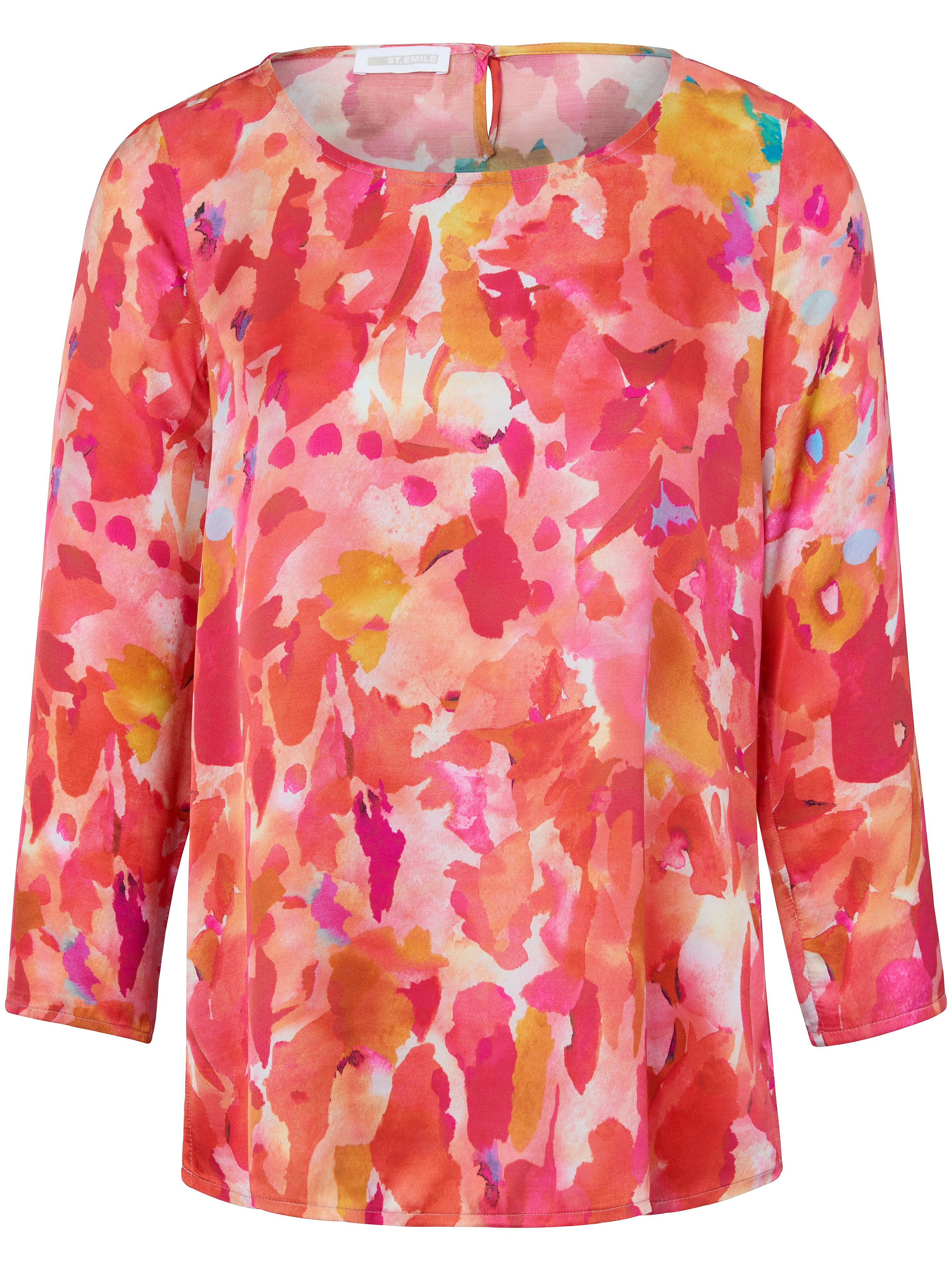 Shirt 3/4-mouwen Van St. Emile roze