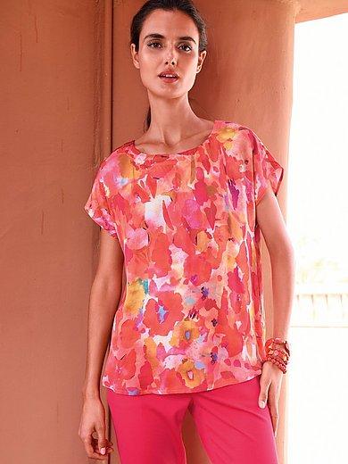 St. Emile - Shirt met bloemdessin