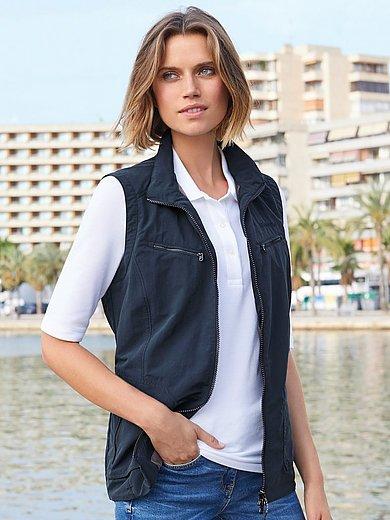 Schöffel - Vest model Cannes med ståkrave