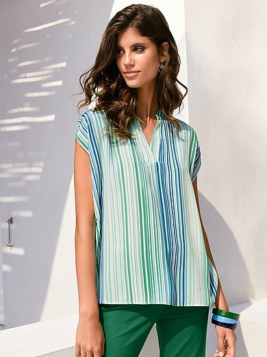 St. Emile - Pure silk blouse top