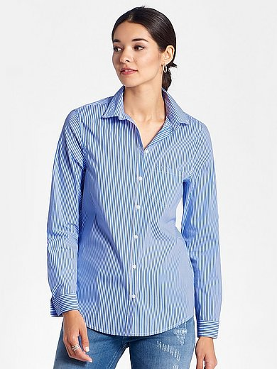 Peter Hahn - Le chemisier petit col button-down