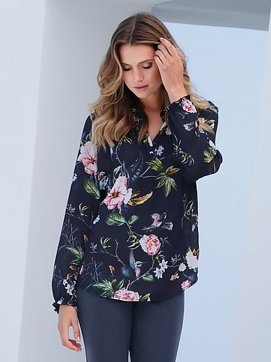 Betty Barclay - Blouse met V-hals