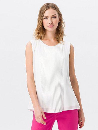 Uta Raasch - Mouwloze blouse met ronde hals