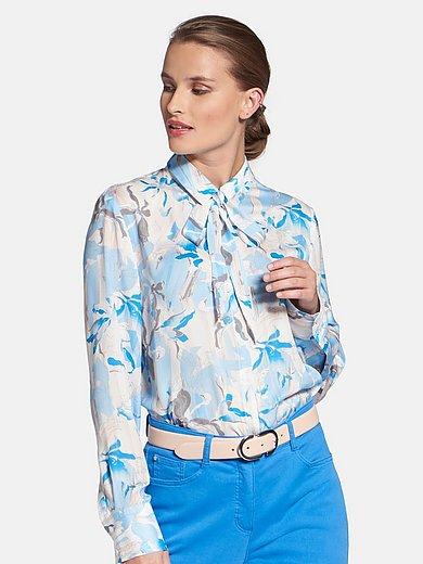 Basler - Bluse mit Hemdkragen