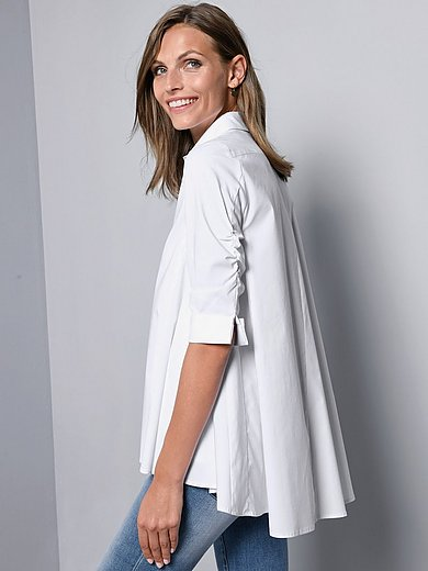 Steffen Schraut - Blouse with 3/4-length sleeves