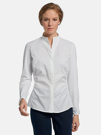 Windsor - Bluse mit Stehkragen
