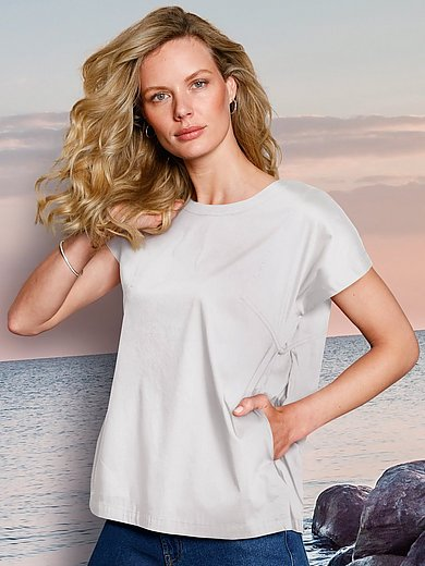 DAY.LIKE - Sleeveless top with drop shoulder