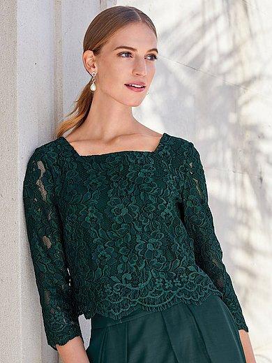 Uta Raasch - La blouse en dentelle manches 3/4