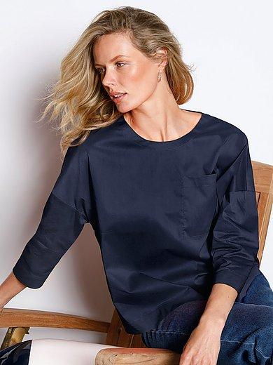 DAY.LIKE - Shirt met ronde hals en verlaagde schoudernaden
