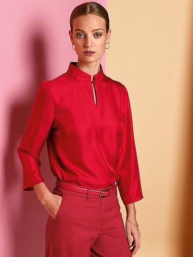 Fadenmeister Berlin - Bekvem bluse 100% silke