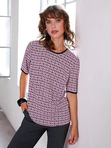 Looxent - La blouse à enfiler, manches courtes