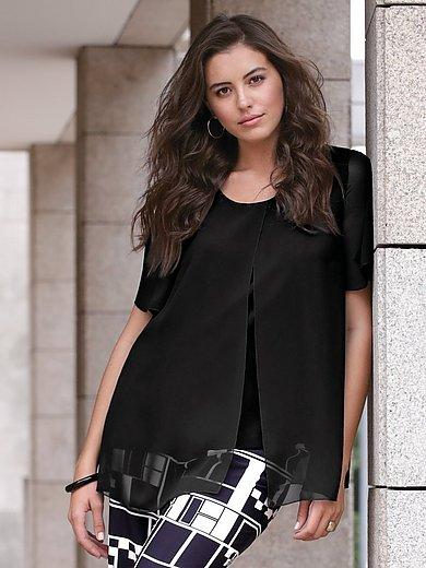 Emilia Lay - Shirt in laagjes-look