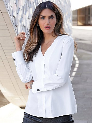 Emilia Lay - Blouse with long sleeves