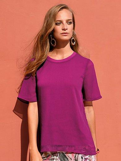 mayfair by Peter Hahn - La blouse manches courtes