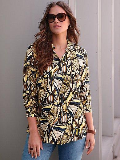 Emilia Lay - Bluse mit Hemdkragen