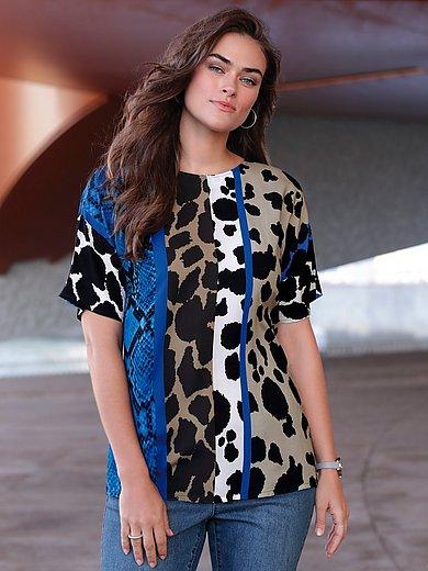 Emilia Lay - Blusen-Shirt mit überschnittener Schulter