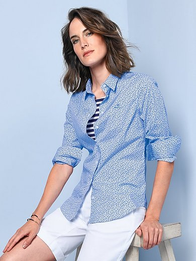 GANT - Blouse with floral print