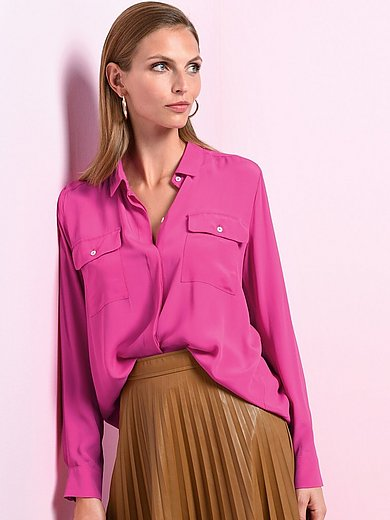 Marella - Shirt style blouse with long sleeves